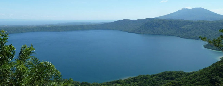 Lagoon Apoyo Nicaragua Granada