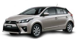 Rental Car Nicaragua Toyota