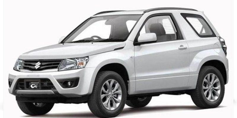 Gran Vitara 4x4 Car Rental