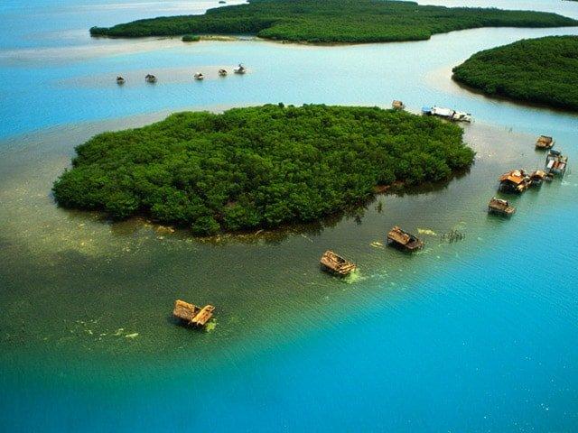 Archipelago Solentiname Nicaragua