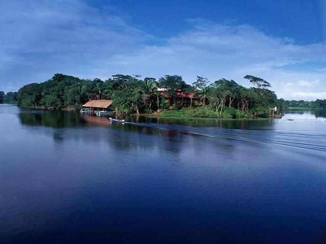 Biological Reserve Indio Maiz
