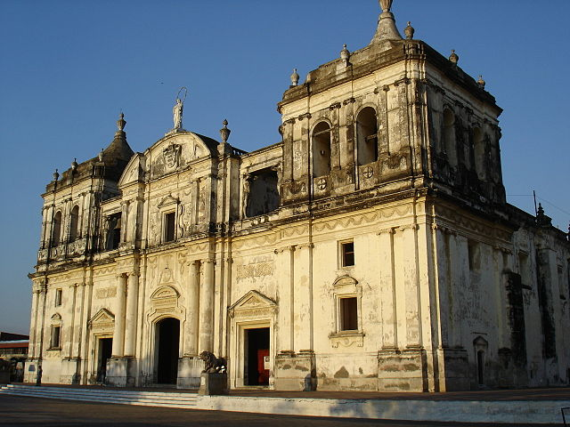 Cathedral Basilica of the Assumption Nicaragua