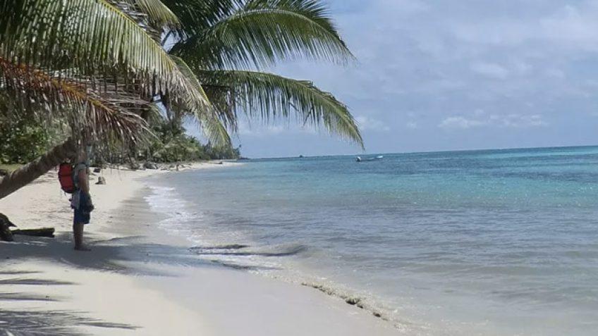 Corn Island Nicaragua Beach Tour