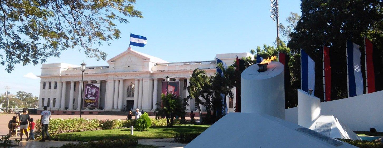 Granada Colonial City Nicaragua