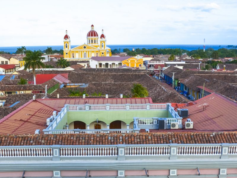 Nicaragua Colonial Granada Tours Packages Travel Nicaragua – Tourist Attractions Map In Nicaragua