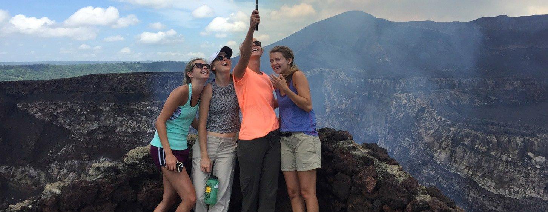 Masaya Tour Volcano Nicaragua