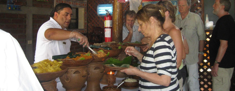 Nicaragua Typical Food