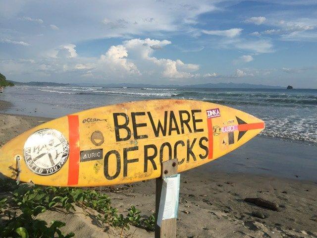 San Juan Del Sur Nicaragua Surf