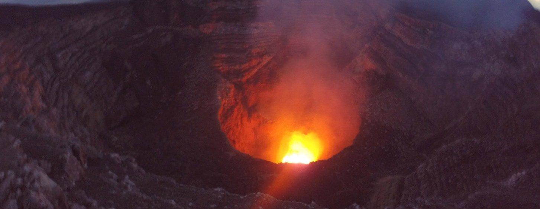 Tour Masaya Volcano Nicaragua