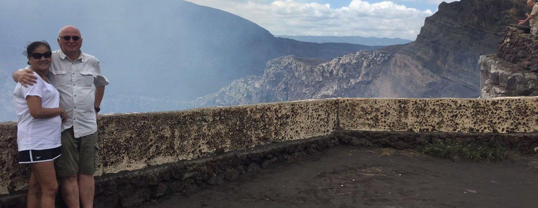 Masaya Volcano One Day