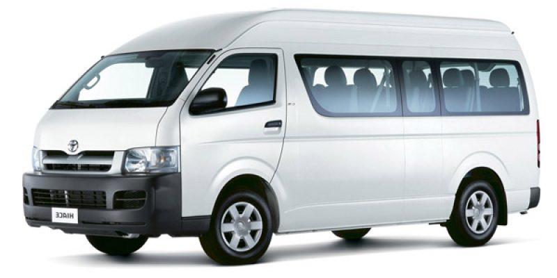 Minibus Hi Ace Toyota