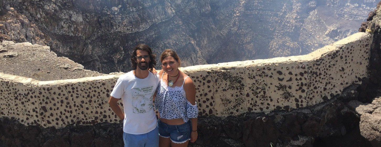 Honeymoon Masaya Volcano Nicaragua