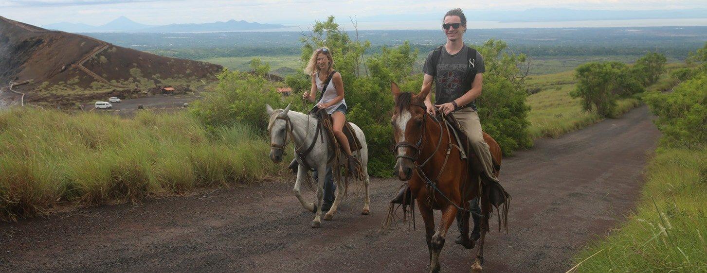 Horseback Nicaragua Activity