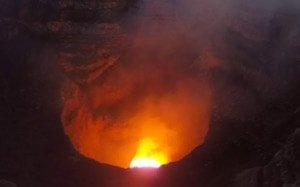 Masaya Volcano Eruption Nicaragua