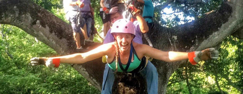 Canopy Tour Nicaragua Adventure