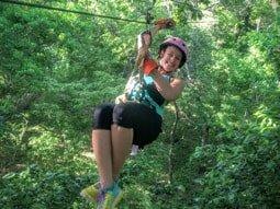 Canopy or Zip line Tour Nicaragua