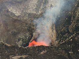 Masaya Volcano Tour Nicaragua