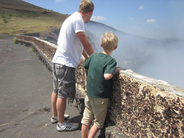 Masaya Volcano Tour