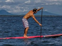 Stand Up Paddling Adventure Nicaragua