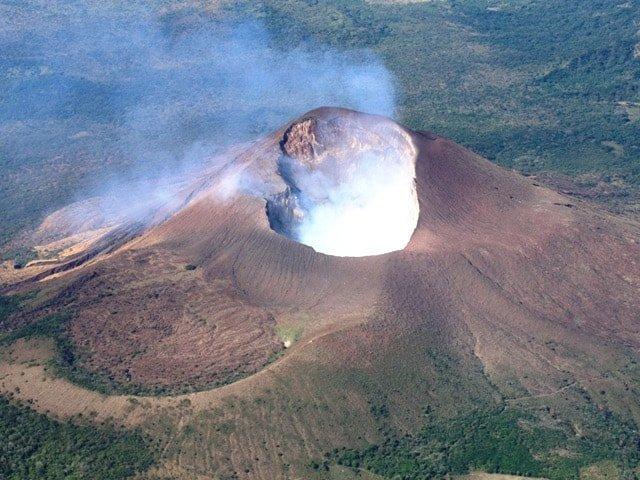 Momotombo Nicaragua Volcano
