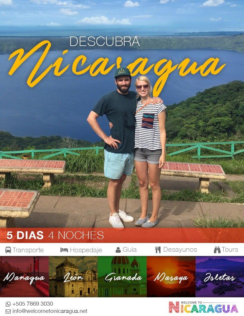 Viaje a Nicaragua desde Costa Rica