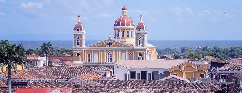 Nicaragua from Costa Rica, Guanacaste